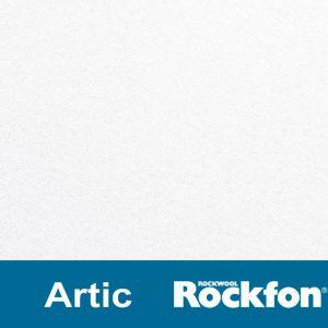 Подвесной потолок Rockfon Aртик  E24 600x600x15 мм